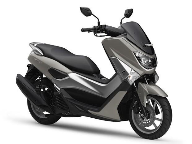 Scooter Yamaha NMax (Foto: Divulgação)