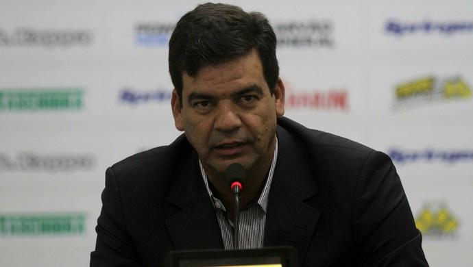 Moacir Júnior, Criciúma (Foto: Fernando Ribeiro/Criciúma EC)