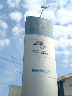 Prefeitura assumiu a administração do hospital desde quinta-feira (6). (Foto: Jéssica Pimentel / G1)