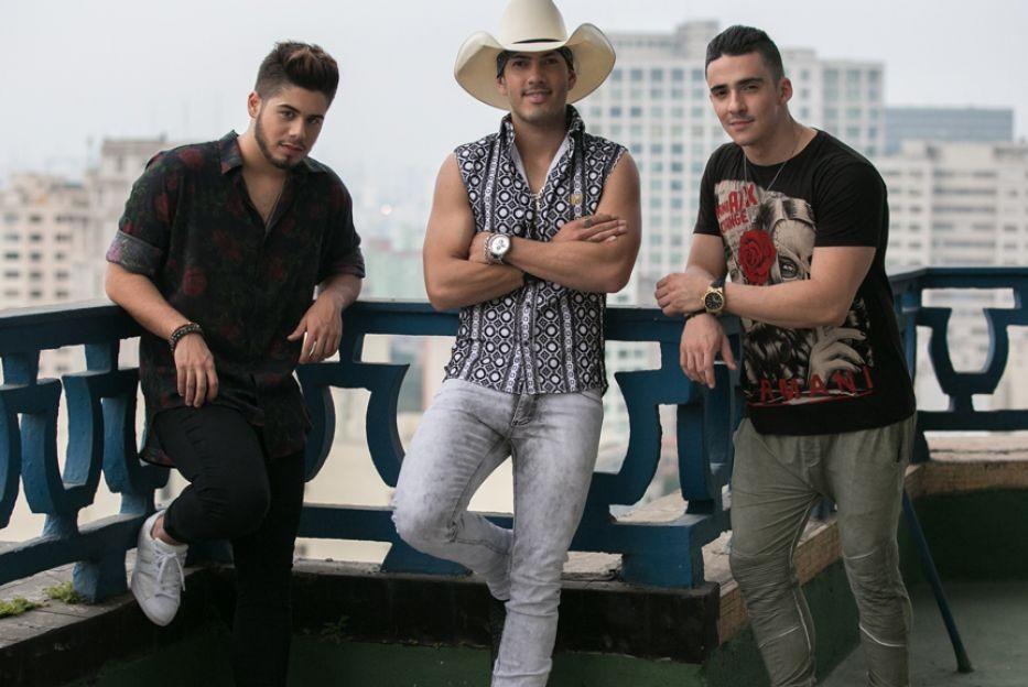 Z Felipe e Pedro Paulo e Alex: mais de 5 milhes de views no YouTube (Foto: Divulgao)