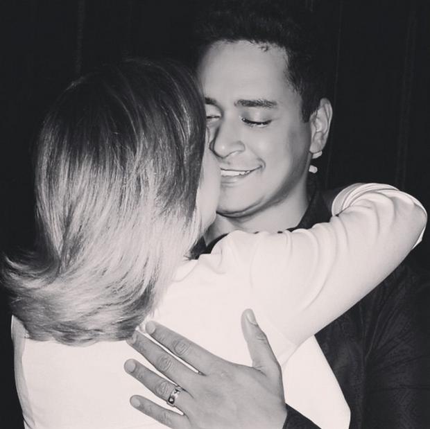 Carla Perez e Xandy (Foto: Reprodução/Instagram)