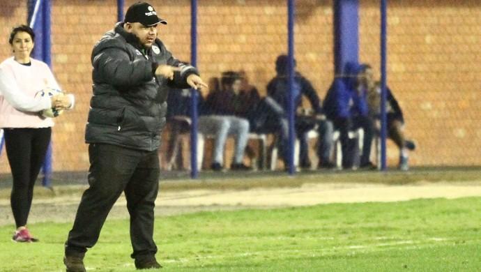 Julinho Camargo, técnico do Goiás (Foto: Jamira Furlani/Avaí FC)