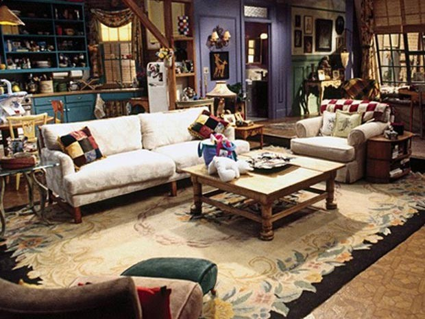 Imóveis friends_apartamento (Foto: Reprodução/ Hotel-R.com)