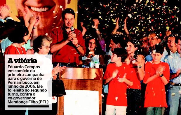 A vitórias (Foto: Arq. pessoal )