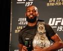 Jon Jones ganha quase dez vezes a bolsa de Ovince St. Preux no UFC 197