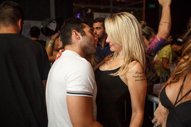 Antonia Fontenelle e Jonathan Costa (Foto: Marcos Samerson / We Love Photo!)