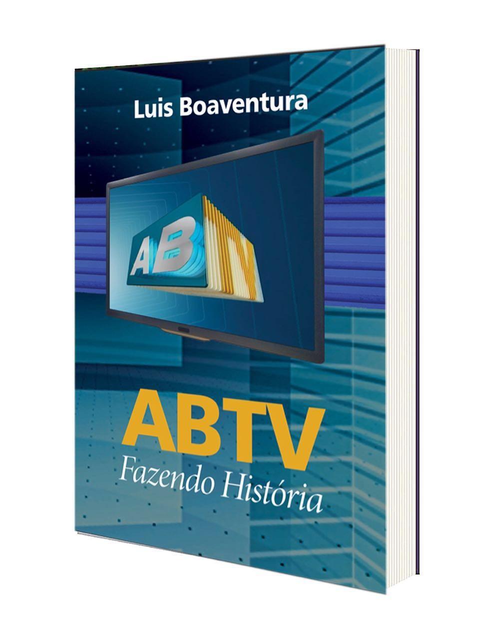 Livro sobre a história da TV Asa Branca será lançado em Caruaru (Foto: Divulgação)