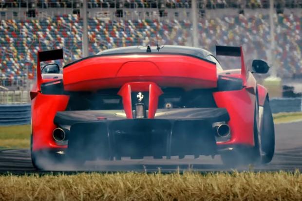 Top Gear divulga trailer com Aston Martin DB11 e Ferrari FXX K (Foto: Reprodução)