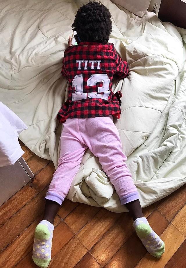 Giovanna Ewbank compartilha clique da filha Titi (Foto: Reprodução/Instagram)