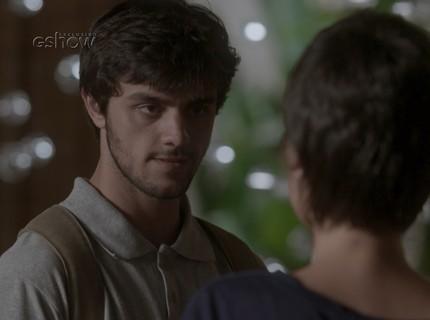 Teaser 31/12: Fabinho planeja armar contra Jonatas