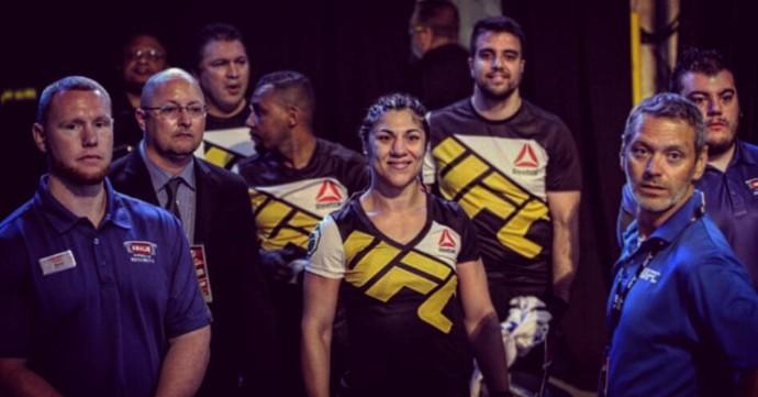 Bethe Correia; UFC (Foto: Reprodução/ Instagram)