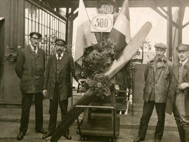 BMW começou em 1916, como fábrica de motores de aeronaves (Foto: Divulgação)