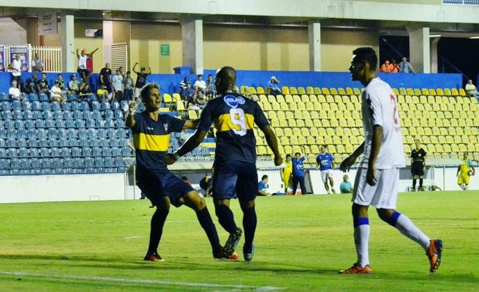 São José dos Campos x Nacional Campeonato Paulista Série A3 (Foto: Tião Martins/ TM Fotos)