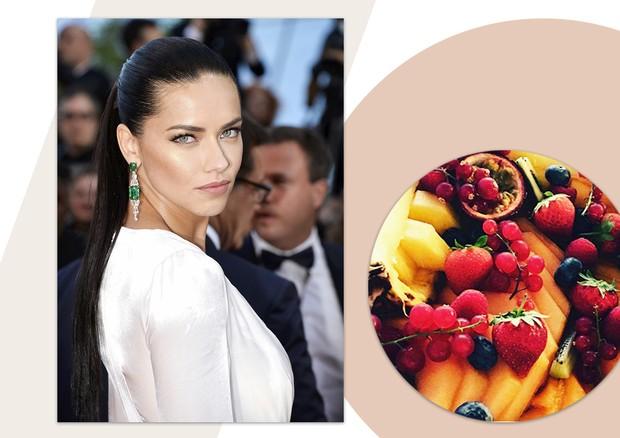O que as tops comem no café da manhã em dia de desfile? (Foto: Reprodução/Instagram e Getty)