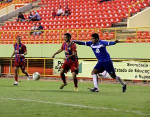 Atlético-AC x Plácido de Castro campeonato acreano 2014 (Foto: João Paulo Maia)