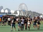 Segundo dia do Rock in Rio é dedicado aos metaleiros; veja fotos