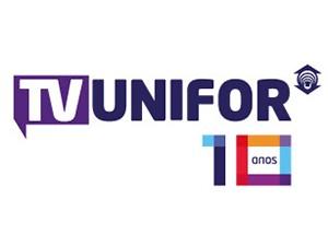 A TV Unifor comemora, em 2015, dez anos de existência. Seus programas são exibidos em todo Brasil através de uma parceria com a ABTU. (Foto: Unifor/Divulgação)