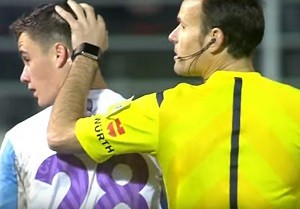 BLOG: Venezuelano perde gol feito e recebe afago do árbitro no Campeonato Espanhol