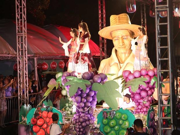 Público pode conferir a troca de culturas entre italianos e gaúchos (Foto: Antonio Lorenzett/Divulgação)
