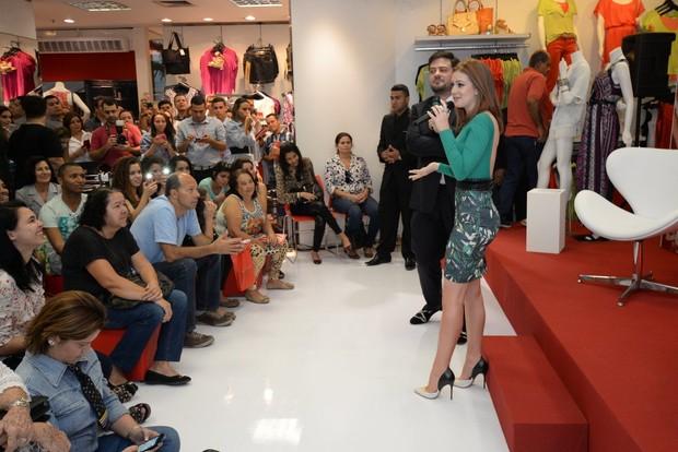 Marina Ruy Barbosa (Foto: Leo Marinho / AgNews)