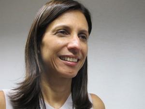 coordenadora da estudos de construção civil da FGV, Ana Maria Castelo. (Foto: Darlan Alvarenga/G1)