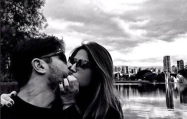 Sandro Pedroso e Jéssica Costa (Foto: Instagram / Reprodução)