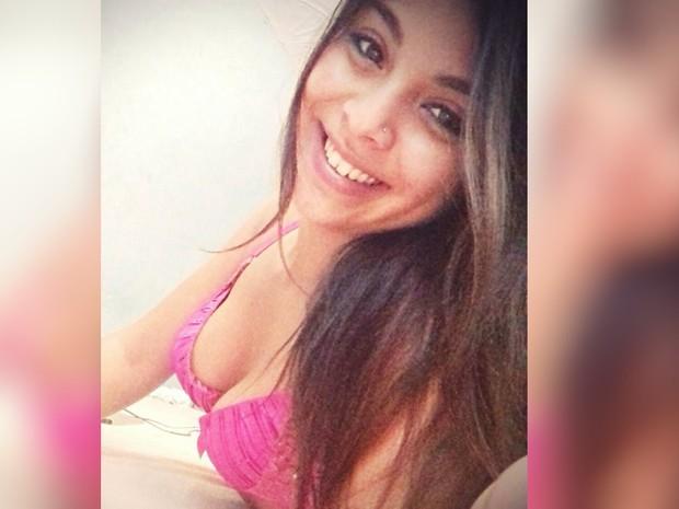 Andressa Cristina Marçal Souza é encontrada morta com o namorado em Goiânia, Goiás (Foto: Reprodução/ Facebook)