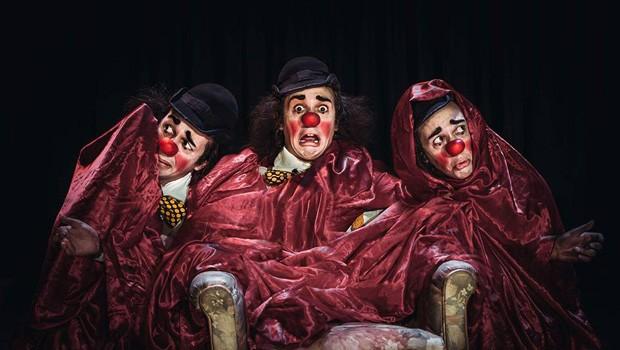 Venha se divertir com o espetáculo 'Propiciando', no Teatro Municipal de Cascavel (Foto: Divulgação)