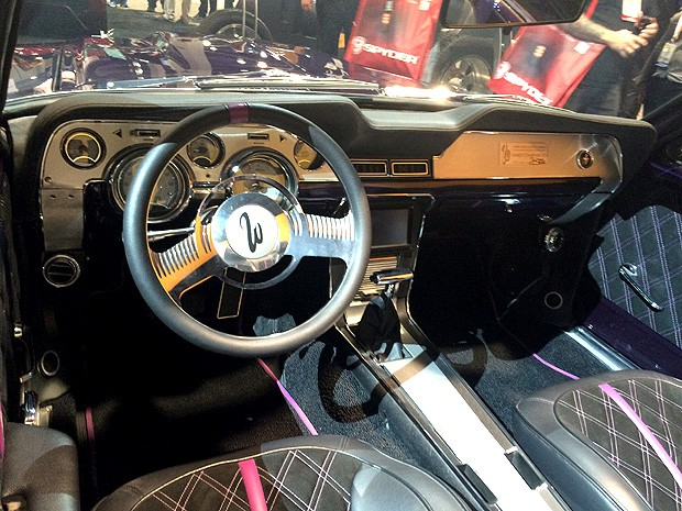 Ford Mustang 68 (Foto: Autoesporte)