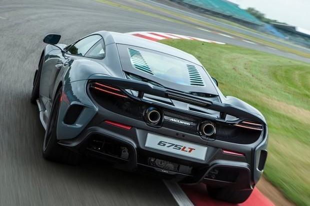 McLaren 675 LT (Foto: Divulgação)