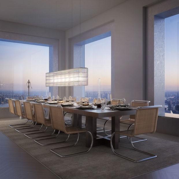 o pr dio residencial mais alto do ocidente casa vogue. Black Bedroom Furniture Sets. Home Design Ideas