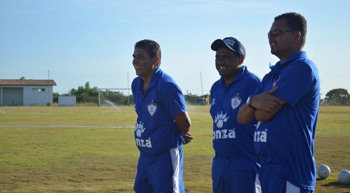 Itabaiana, centro de treinamento (Foto: João Áquila / GloboEsporte.com)