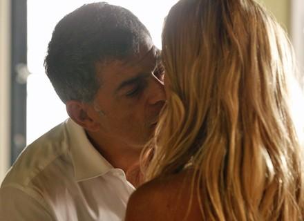 Lara se assusta com Orlando, é vítima de sedução e faz ameaça