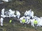 Avião com equipe da Chapecoense cai e deixa 75 mortos na Colômbia