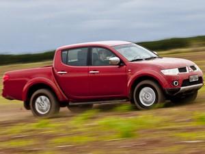 Ltima Sexta Feira Recall Picape Mitsubishi Triton
