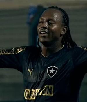 Botafogo x Corinthians (Foto: Reprodução)