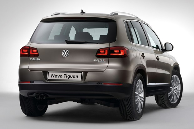 Volkswagen Tiguan 1.4 TSI (Foto: Abdruck fuer Pressezwecke honora)