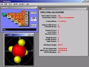moléculas em 3d