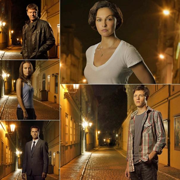 Os personagens de 'Missing - Busca Alucinante', série americana que a Globo exibe a partir do dia 4 (Foto: Divulgação)