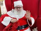 'O carinho do público me renova', diz 'Papai Noel' de Divinópolis