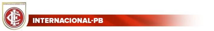 Header Internacional-PB 2 (Foto: Globoesporte.com)