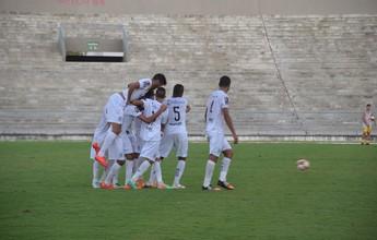 CSP deslancha no segundo tempo e atropela o Paraíba no Almeidão: 3 a 0