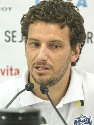 Elano Despedida Flamengo (Foto: Gilvan de Souza / Flamengo)