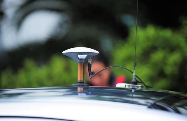 Veículo autônomo da Changan rodou 2 mil km em teste na China (Foto: Divulgação)