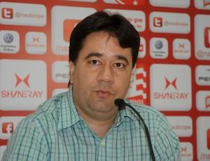 Paulo Wanderley - Náutico (Foto: Aldo Carneiro)