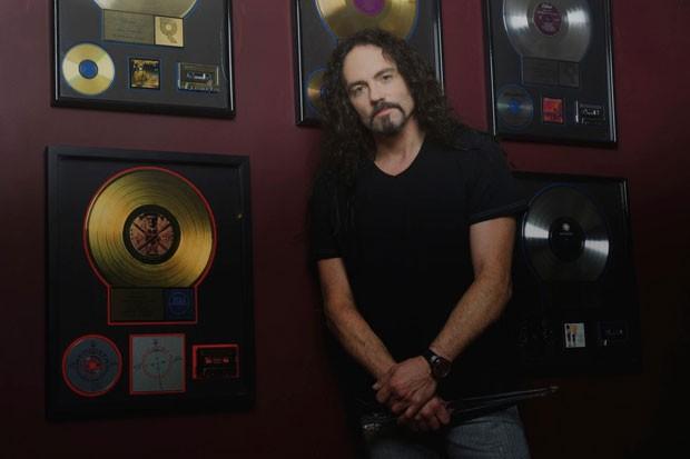 Nick Menza, ex-baterista do Megadeth. (Foto: Divulgação/Nick Menza)