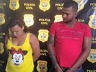 Dois são presos por tráfico de drogas no Custódio Freire em Rio Branco