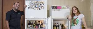Separados pela geladeira, unidos pela cerveja (André Polvani)