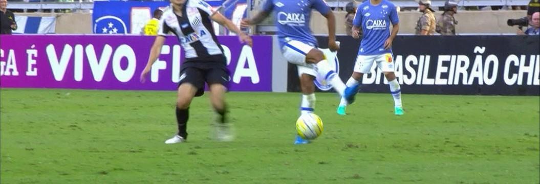 Cruzeiro x Santos - Campeonato Brasileiro 2016 - globoesporte.com 117cdf31ff60f