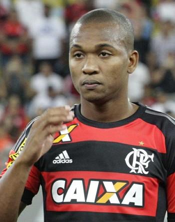 Samir, Luiz Antonio e Paulinho - Flamengo (Foto: Gilvan de Souza / Flamengo)